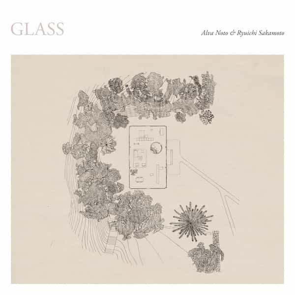 ALVA NOTO + RYUICHI SAKAMOTO / Glass (CD/LP)