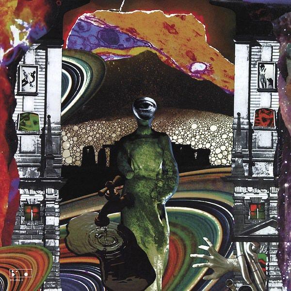 EDWARD KA-SPEL, STEVEN STAPLETON / COLIN POTTER, QUENTIN ROLLET (LP)