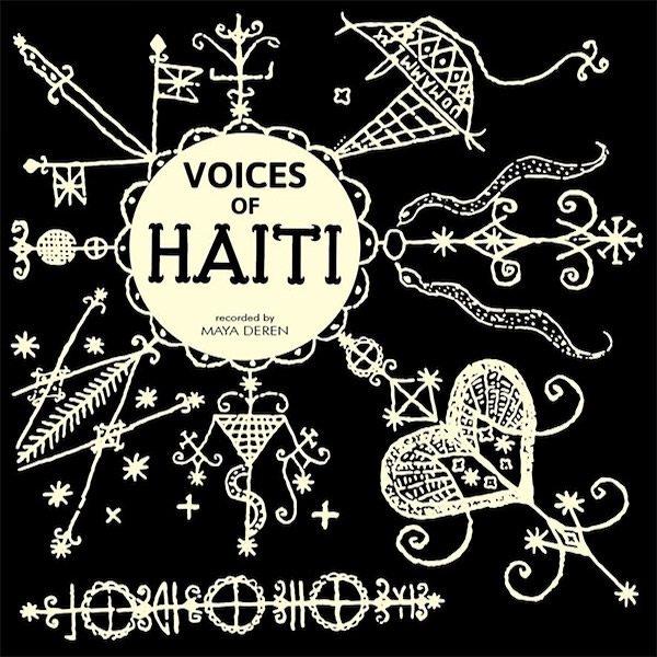 MAYA DEREN / Voices Of Haiti (LP)