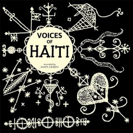 MAYA DEREN / Voices Of Haiti (LP)