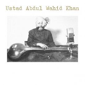 USTAD ABDUL WAHID KHAN / Ustad Abdul Wahid Khan (LP)