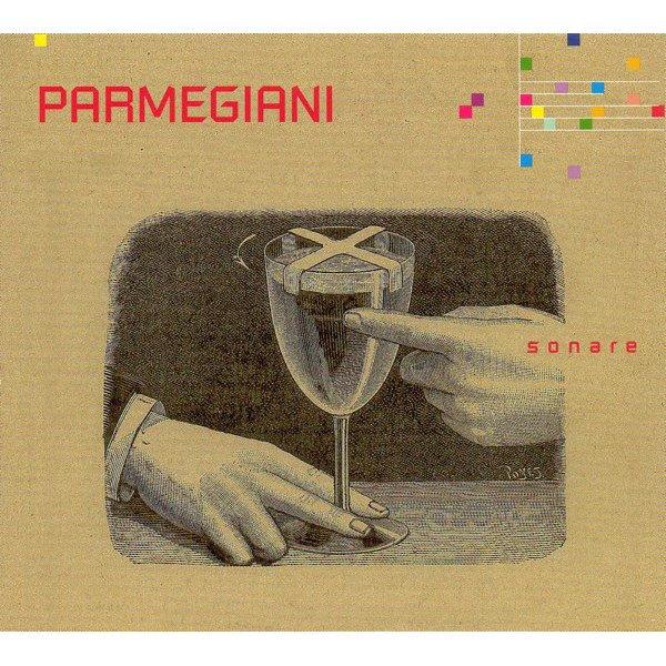 BERNARD PARMEGIANI / Sonare (CD)