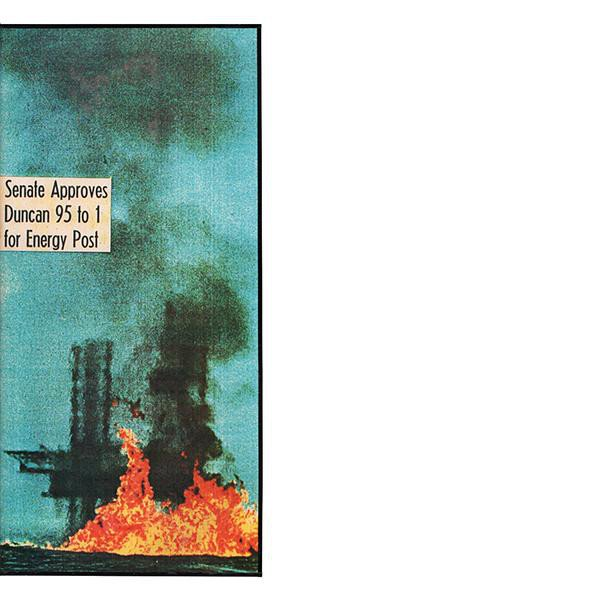 JOHN DUNCAN / Organic (LP) - sleeve image
