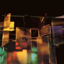 ANNEA LOCKWOOD / Glass World (LP)