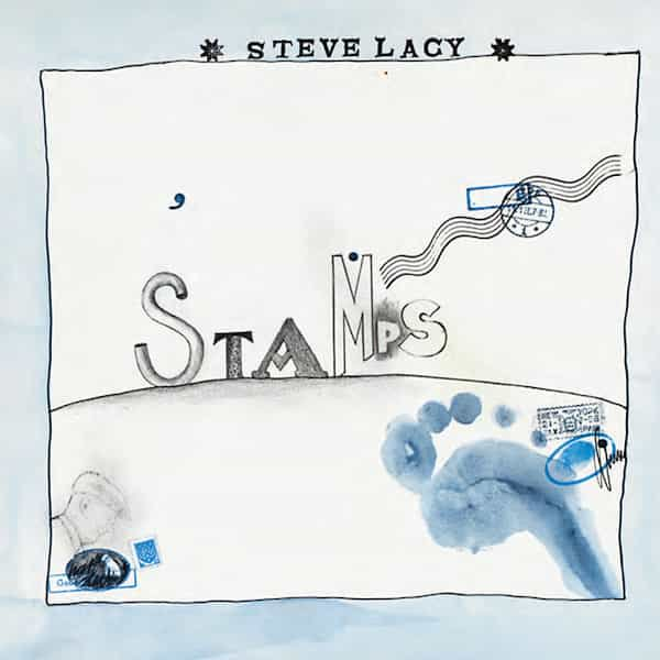 STEVE LACY / Stamps (2CD) - sleeve image