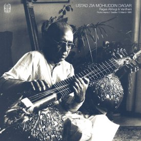 USTAD ZIA MOHIUDDIN DAGAR / Ragas Abhogi & Vardhani (Rudra Veena // Seattle // 9 March 1986) (2LP)