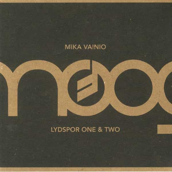MIKA VAINIO / Lydspor One & Two (CD/LP) - sleeve image
