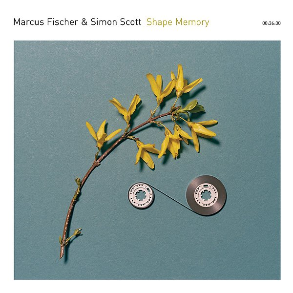 MARCUS FISCHER & SIMON SCOTT / Shape Memory (CD)