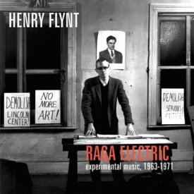 HENRY FLYNT / Raga Electric (180g LP)