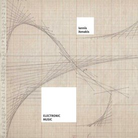 IANNIS XENAKIS / Electronic Music (LP)