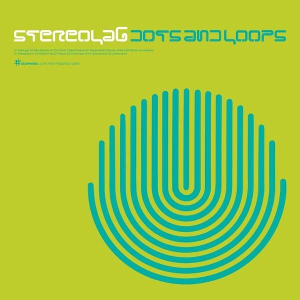 STEREOLAB / Dots And Loops (2LP)