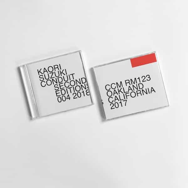 KAORI SUZUKI / Conduit (CD)