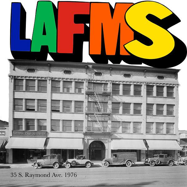 LAFMS / 35 S. Raymond Ave. 1976 (LP) - sleeve image