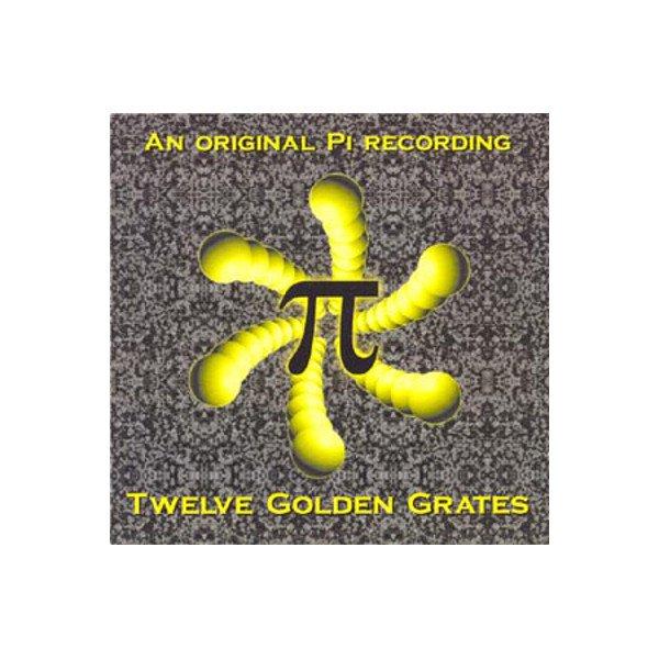 Various / Twelve Golden Grates (CD) - sleeve image
