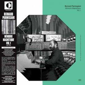 BERNARD PARMEGIANI / Mémoire Magnétique, vol.1 (1966-1990) (LP)