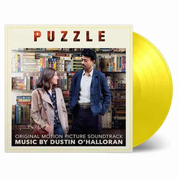 DUSTIN O'HALLORAN / Puzzle (Original Motion Picture Soundtrack) (LP) - thumbnail