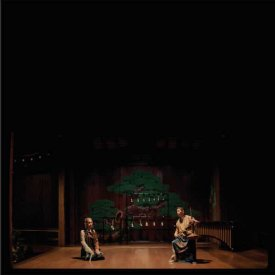 MIDORI TAKADA & LAFAWNDAH / Le Renard Bleu (LP)
