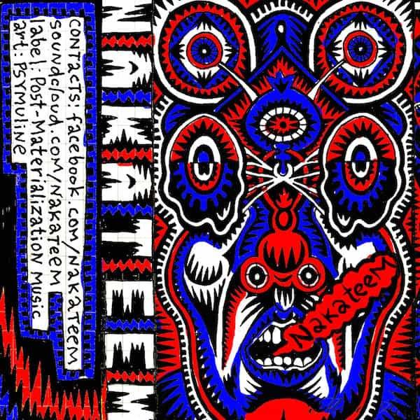NAKATEEM / Klix Betiplix (Cassette)