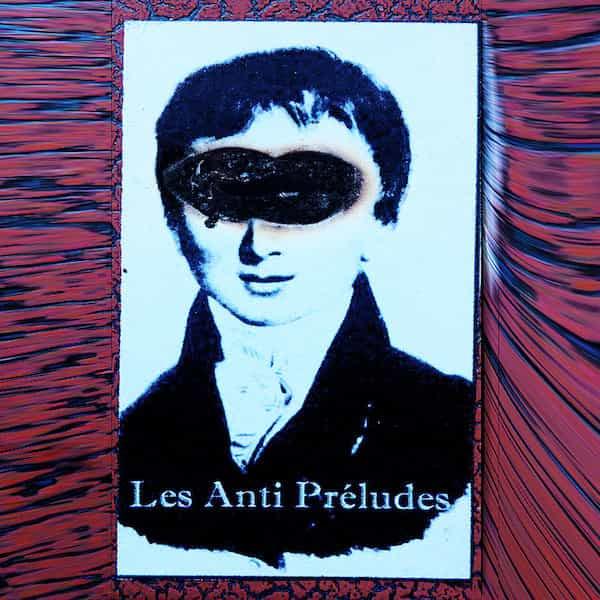THE NEW MOVEMENT / Les Anti Preludesk (Cassette Reel) - sleeve image