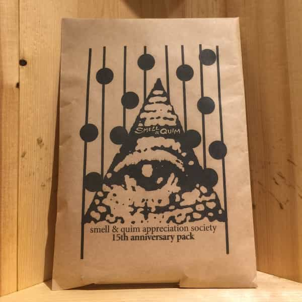 SMELL & QUIM / Appriciation Society 15th Anniversary Pack (CD+Cassette)