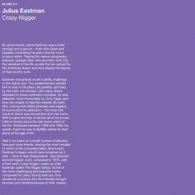 JULIUS EASTMAN / Crazy Nigger (LP)