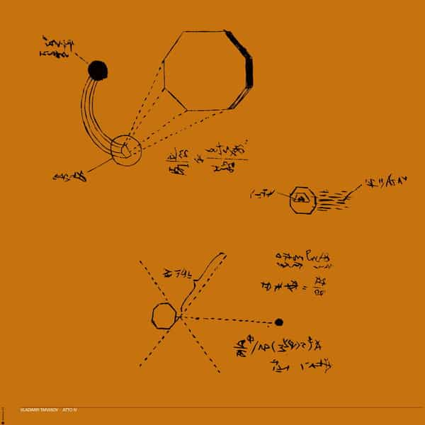 VLADIMIR TARASOV / Atto IV (LP)