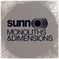 SUN O))) / Monoliths & Dimensions (CD国内盤仕様)