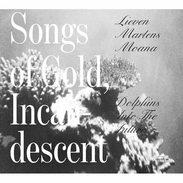 DOLPHINS INTO THE FUTURE / LIEVEN MARTENS MOANA / Songs Of Gold, Incandescent (Expanded) (CD) - sleeve image