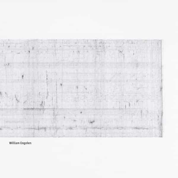 WILLIAM ENGELEN / Today, The Organ Has Played Beautifully Again (2LP) - sleeve image