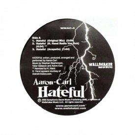 AARON-CARL / Hateful Remixes (12 inch)