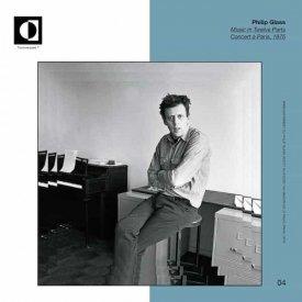 PHILIP GLASS / Music in Twelve Parts. Concert à Paris,1975 (2LP)