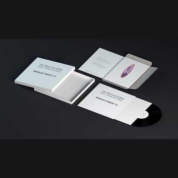 DIE TODLICHE DORIS / Das Typische Ding - REENACTMENT (I) (LP Box) - thumbnail
