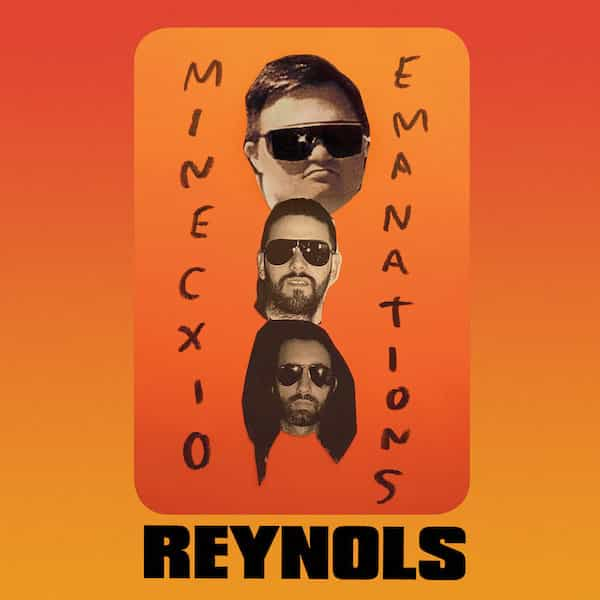 REYNOLS / Minecxio Emanations 1993 - 2018 (6xCD/1xDVD box-set)