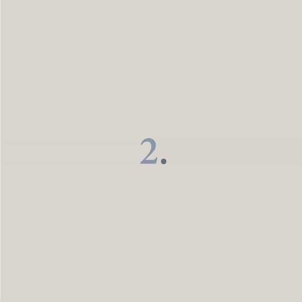 MATTHIJS KOUW & RADBOUD MENS / 2 (LP)