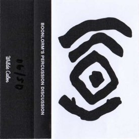 BOONLORM / Boonlorm's Percussion Discussion (Cassette+DL)