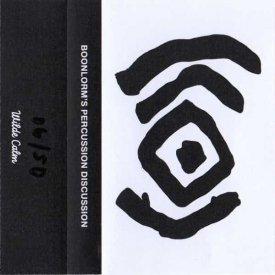 BOONLORM / Boonlorm's Percussion Discussion (Cassette+DL)