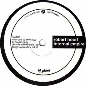 ROBERT HOOD / Internal Empire (12 inch)