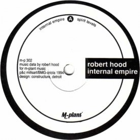 ROBERT HOOD / Internal Empire (12 inch)