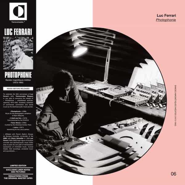 LUC FERRARI / Photophonie (LP)