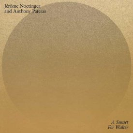 JEROME NOETINGER and ANTHONY PATERAS / A Sunset for Walter (LP) - sleeve image