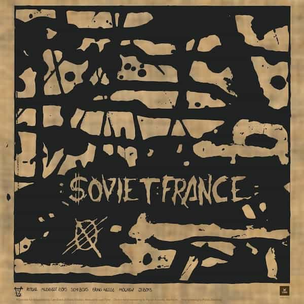 :ZOVIET*FRANCE: / Untitled / Norsch (LP) - sleeve image