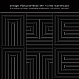 GRUPPO DI IMPROVVISAZIONE NUOVA CONSONANZA / Niente (LP) - sleeve image