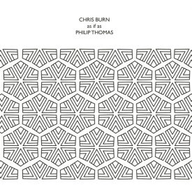 CHRIS BURN, PHILIP THOMAS / As If As (CD)