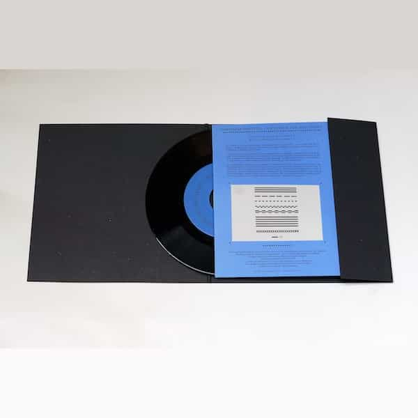 CHRISTOPH BERG / Six Cellos for Sol LeWitt (7 inch) - thumbnail