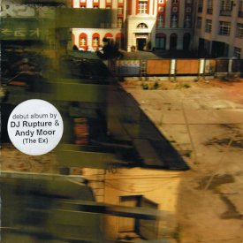 DJ RUPTURE & ANDY MOOR / Patches (CD)