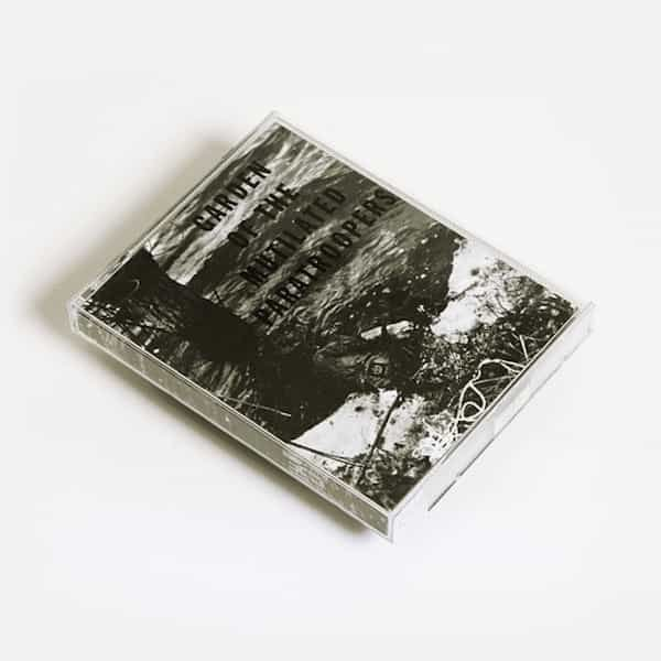 PRURIENT / Garden Of The Mutilated Paratroopers (2 x Cassette) - thumbnail
