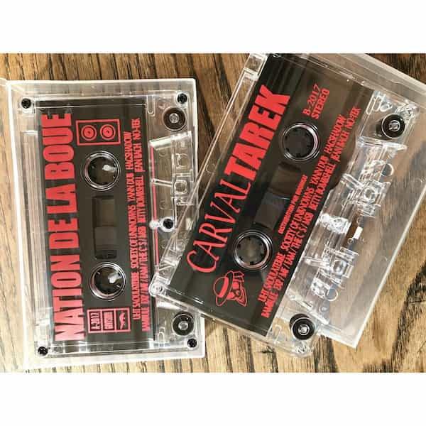 CARVAL, TAREK / Nation De La Boue (Cassette) - thumbnail