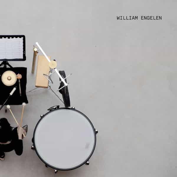 WILLIAM ENGELEN / 32 bpm (LP) - sleeve image