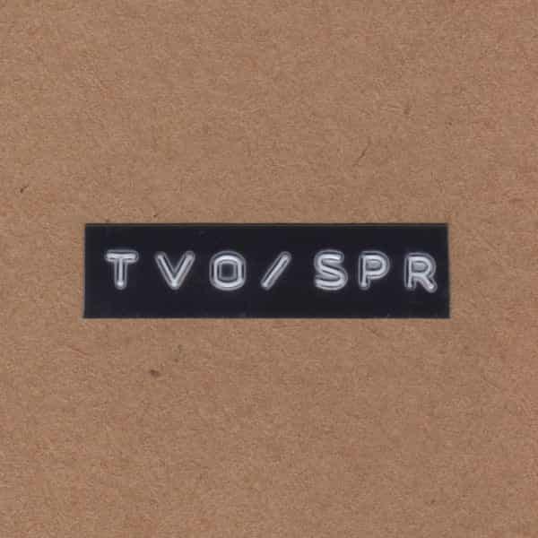 SPR / TVO / Split (Cassette) - sleeve image