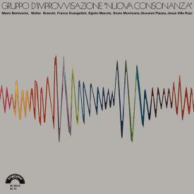 GRUPPO DI IMPROVVISAZIONE NUOVA CONSONANZA / Nuova consonanza (1975) (LP) - sleeve image
